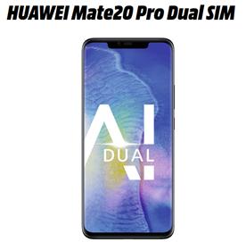 Bild zu Green LTE  Tarif (Vodafone Netz, Allnet Flat + 2GB LTE Datenvolumen) inkl. Huawei Mate 20 Pro (einmalig 19€) für 17,99€/Monat