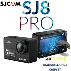 Bild zu SJCAM SJ8 PRO Action-Kamera 4K/60FPS für 159,99€ (Vergleich: 199€)