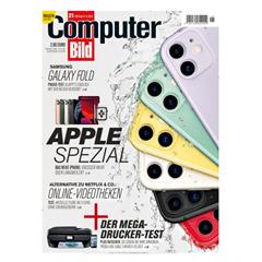 """Bild zu Jahresabo """"ComputerBILD"""" für 130,50€ + 110€ Verrechnungsscheck"""