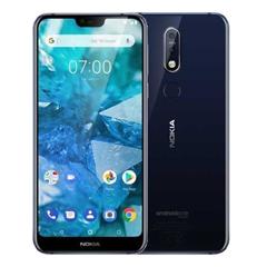 Bild zu Nokia 7.1 Smartphone (Android One mit 5,84 Full HD Display) für je 159,90€ (Vergleich: 196,92€)
