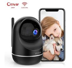 Bild zu Victure Babykamera/Überwachungskamera (Dualband 2,4Ghz/5Ghz, 1080P, 2-Wege-Audio, IR Nachtsicht) für 27,49€