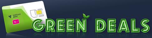 Bild zu Telekom Green LTE Tarif mit 18GB Datenvolumen und Allnet Flat inkl. Smartphone (ab 4,95€ Zuzahlung) ab 30,99€/Monat