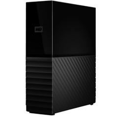 Bild zu WD My Book 10TB Schwarz – externe Festplatte USB 3.0 für 171,99€ (VG: 212,94€)