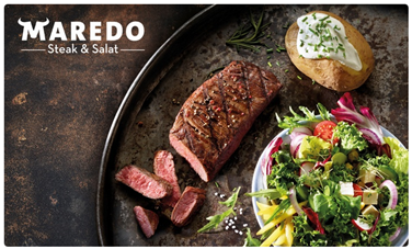 Bild zu 2 x Steak-Menü mit All-you-can-eat-Salat vom Büffet in allen Maredo Restaurants für 49,99€