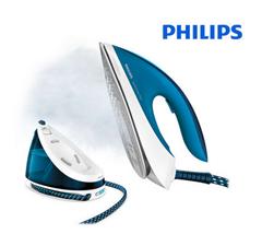 Bild zu Philips PerfectCare Viva Dampfbügelstation (GC7053) für 105,90€ (Vergleich: 153,09€)