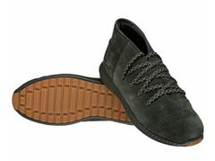 Bild zu [Restgrößen] Under Armour Veloce Mid Suede Herren Leder Schuhe für je 23,14€ (Vergleich: 44,99€)