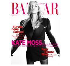 """Bild zu 4 Ausgaben der Zeitschrift """"Harper's BAZAAR"""" für 25,60€ + 25€ Verrechnungsscheck"""