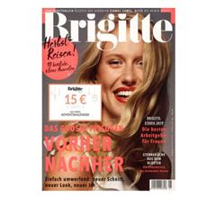 """Bild zu [noch bis 12 Uhr] Deutsche Post Leserservice: Jahresabo """"Brigitte"""" für 94,90€ + bis zu 100€ Prämie"""