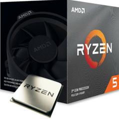Bild zu AMD Ryzen 5 3600 CPU 6x 3.60GHz, Sockel AM4, Prozessor mit Kühler für 179,40€ (VG: 201,89€)