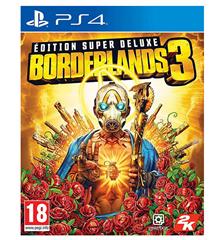 Bild zu Amazon.fr: Borderlands 3 Super Deluxe Edition (PS4) für 67,62€ (Vergleich: 89,85€)