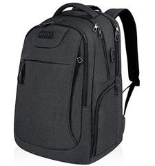 Bild zu KROSER Laptop Rucksack (bis zu 17,3 Zoll) mit USB-Ladeanschluss für 19,49€