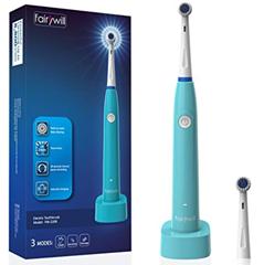 Bild zu Fairywill elektrische Zahnbürste dank 50% Rabatt für 9,50€