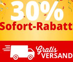Bild zu Vorteilshop: 30% Rabatt ab 25€ Bestellwert + gratis Versand