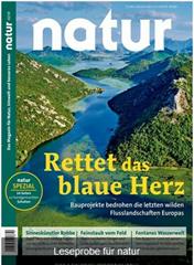 """Bild zu 14 Ausgaben der Zeitschrift """"Natur"""" für 91€ lesen + 85€ Amazon.de Gutschein"""