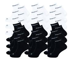 Bild zu [nur noch heute] Mybodywear: O'Neill Unisex Quarter Sneacker-Socken 18er Aktionspack für 20,95€
