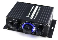 Bild zu Docooler 12V Mini Audio Endstufe für 11,49€