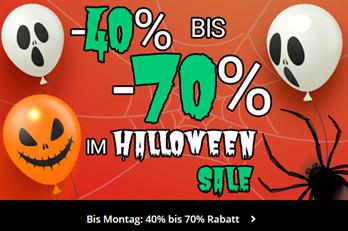 Bild zu Halloween Sale bei Geomix mit bis zu 70% Rabatt + kostenloser Versand