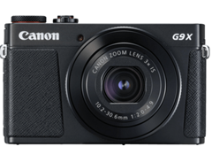 Bild zu Canon PowerShot G9 X Mark II Kompaktkamera (20,1 MP, 7,5cm (3 Zoll) Display, WLAN, NFC, 1080p, Full HD) für 277€ (VG: 329€)