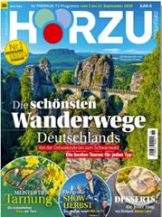 """Bild zu Jahresabo (52 Ausgaben) """"Hörzu"""" für 119,60€ + 120€ Amazon Gutschein"""