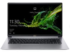 Bild zu ACER Swift 5 (SF515-51T-76B6), Notebook mit 15.6 Zoll Display, Core™ i7 Prozessor, 16 GB RAM, 512 GB SSD, Intel® UHD-Grafik 620 für 994,09€ (VG: 1.268,15€)