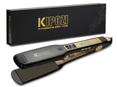 Bild zu KIPOZI Profi Glätteisen mit LCD-Display für 17,01€