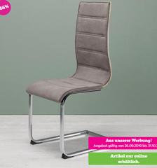 Bild zu Schwingstuhl 'Dario' für 20€ inklusive Versand