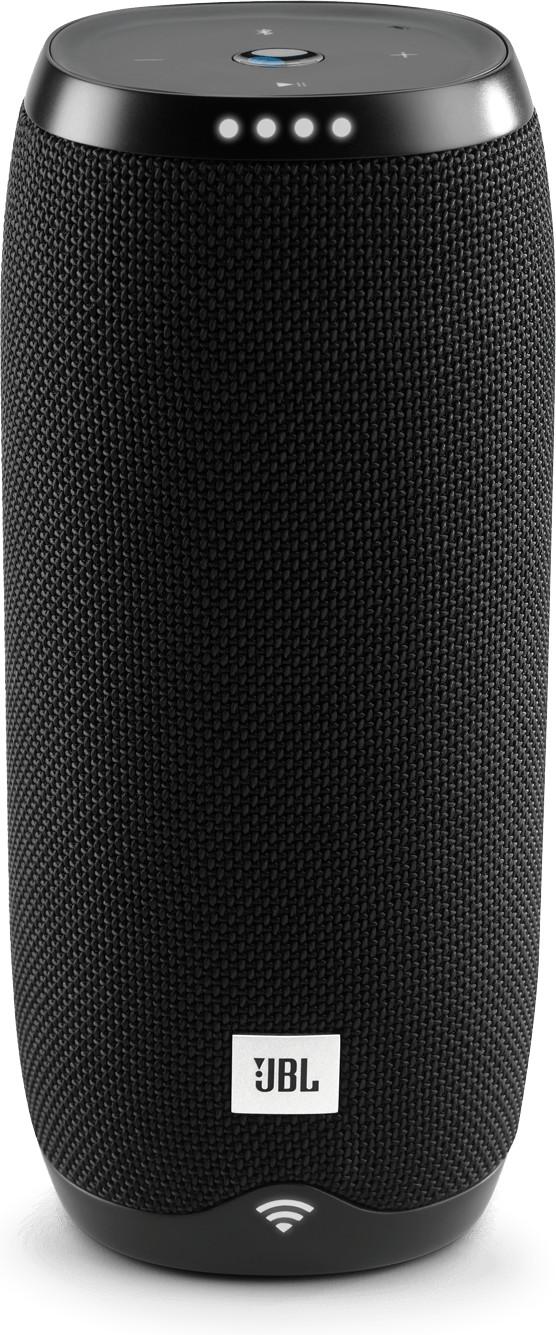Bild zu Bluetooth Lautsprecher JBL Link 20 mit WLAN und Google Sprachsteuerung für 85,90€ (Vergleich: 106,90€)