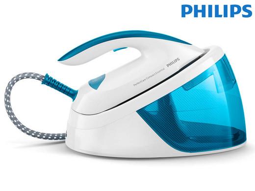 Bild zu Kompakte Dampfbügelstation Philips Perfect Care GC6808/20 für 85,90€ (Vergleich: 99,90€)