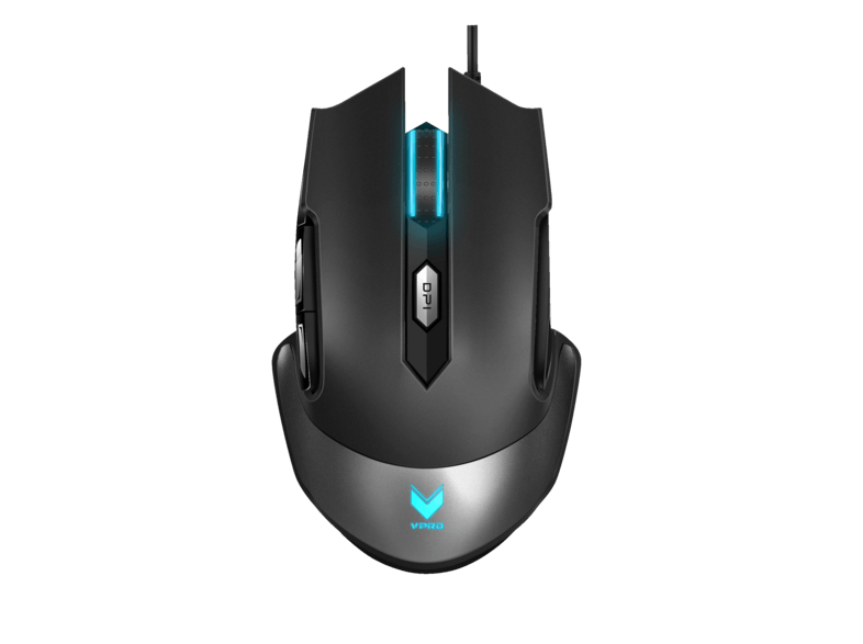 Bild zu Kabelgebundene Gaming Maus Rapoo V310 für 17€ (Vergleich: 19,99€)