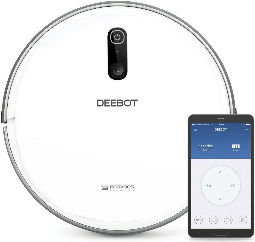 Bild zu Saugroboter Ecovacs Deebot D710 mit optischer Lokalisierung für 199€ (Vergleich: 262,90€)