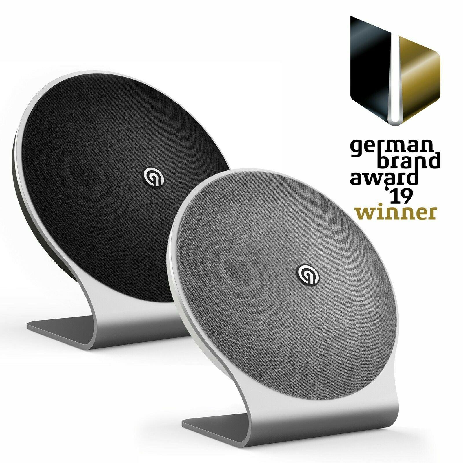 Bild zu Ninetec Kosmo Bluetooth Lautsprecher für 49,99€ (Vergleich: 79,99€)