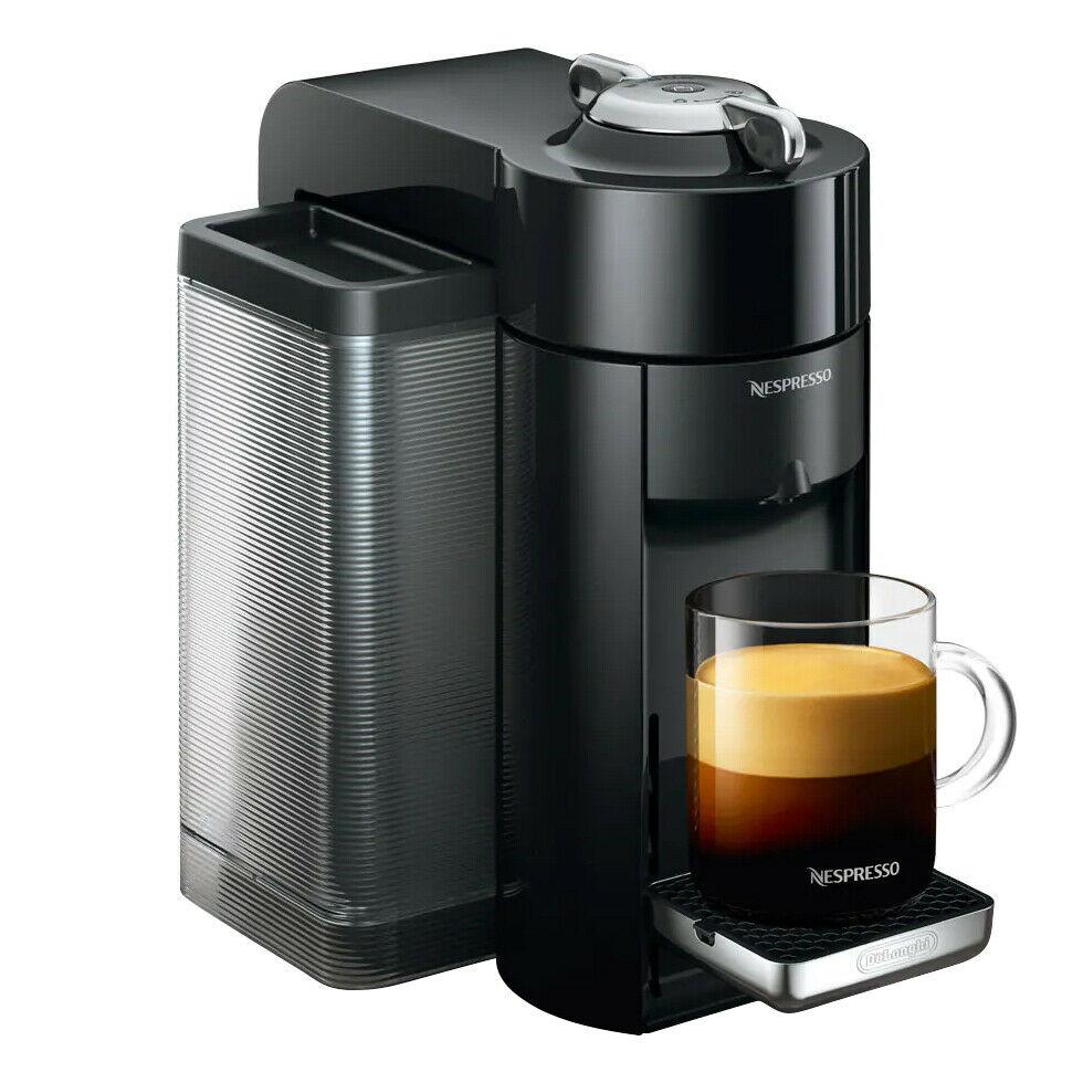 Bild zu DeLonghi ENV 135.B Vertuo Plus Nespressomaschine für 55€ (Vergleich: 89,99€)