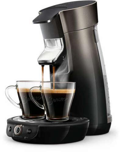 Bild zu [B-Ware] Philips Senseo Viva Café HD6566/50 Kaffeepadmaschine für 44,99€ (Vergleich: 92,99€)