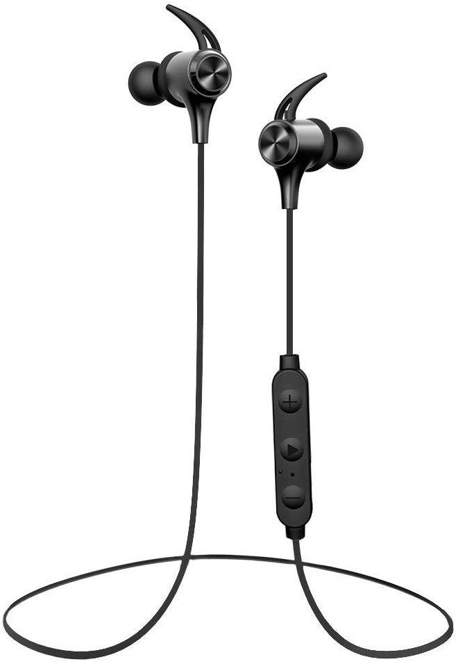 Bild zu In-Ear Bluetooth Kopfhörer Boltune Sport für 19,59€