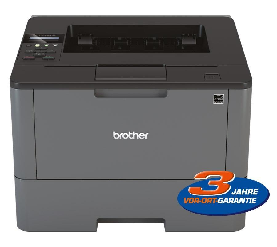 Bild zu Mono-Laserdrucker Brother HL-L5200DW für 138,90€ (Vergleich: 198,89€)