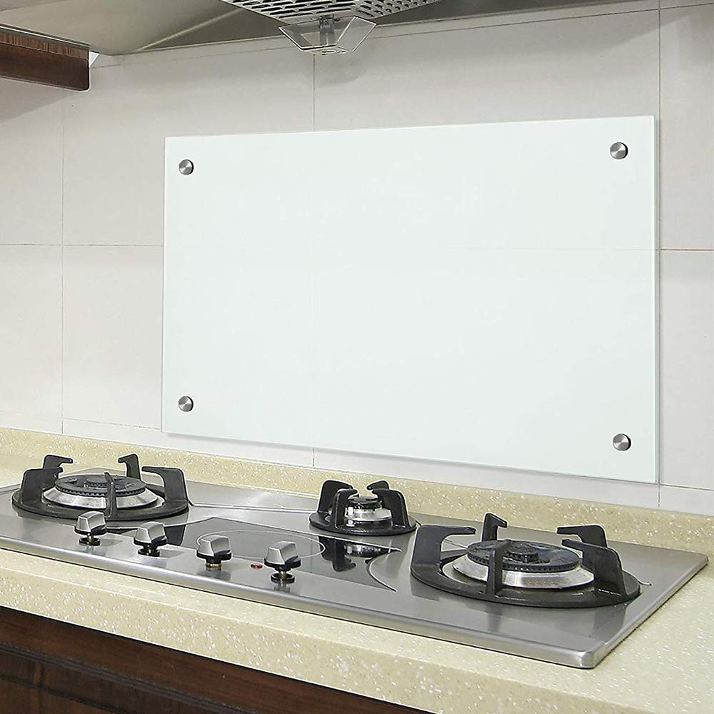 Bild zu Hengda Küchenrückwand aus Milchglas (50x100cm) für 25,19€
