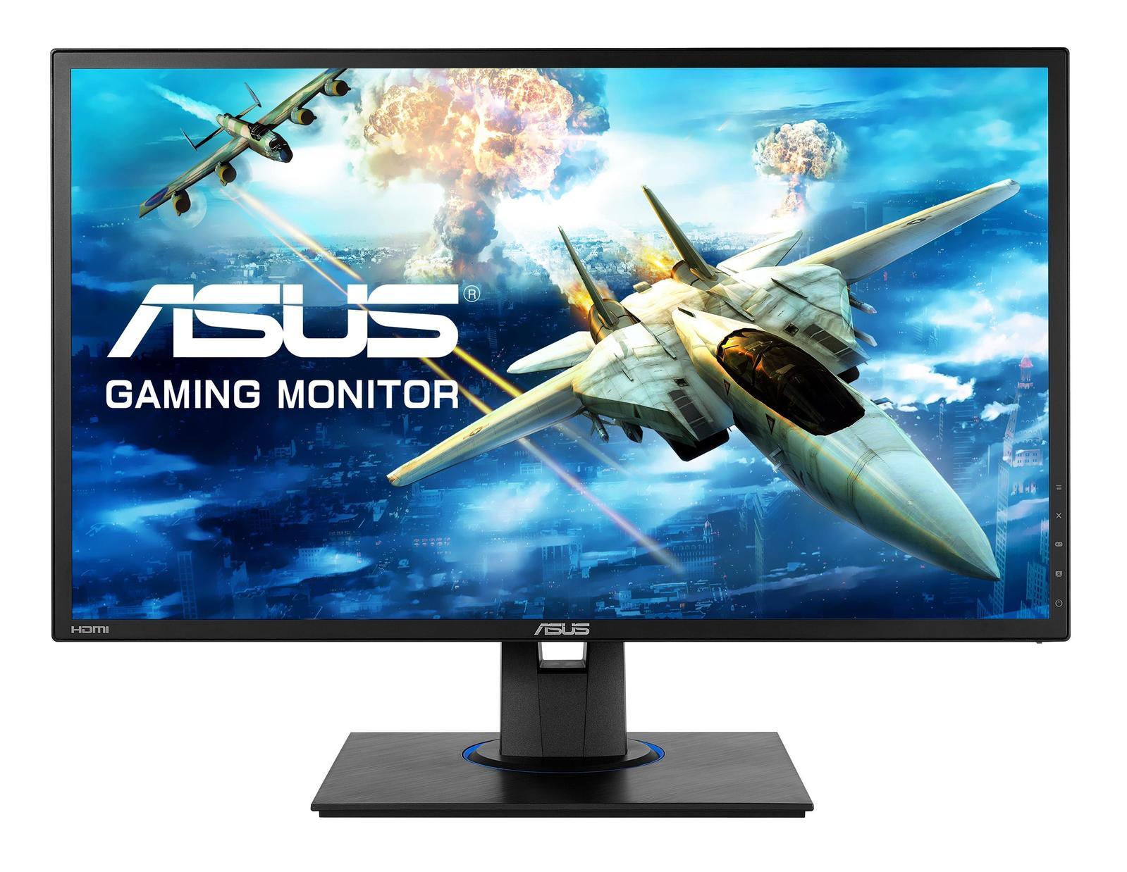 Bild zu 24 Zoll LED-Gaming Monitor ASUS VG245HE für 119€ (Vergleich: 148,49€)