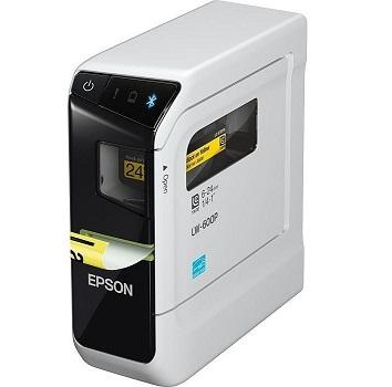 Bild zu Epson LabelWorks LW-600P Etikettendrucker für 59,90€ (Vergleich: 110,49€)