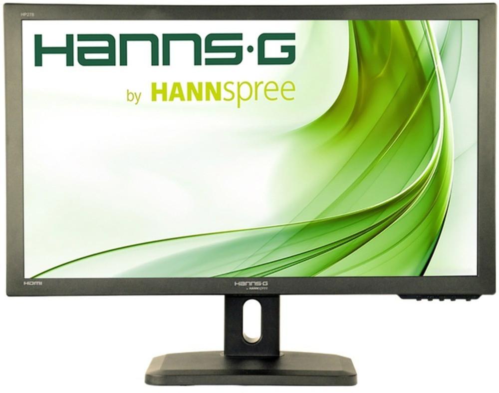 Bild zu 27 Zoll LED-Monitor HANNspree HP278UJB für 129,90€ (Vergleich: 159,90€)