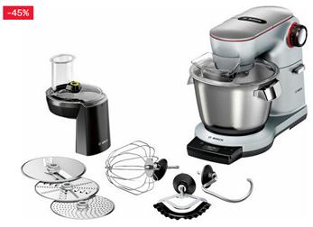Bild zu BOSCH Küchenmaschine OptiMUM MUM9DD5S11, 1500 W, 5,5 l Schüssel für 399€ (VG: 503,99€)