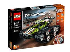 Bild zu LEGO Technic – 42065 Ferngesteuerter Tracked Racer für 70€