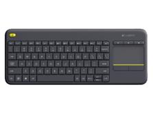 Bild zu LOGITECH K400 plus kabellose Tastatur inkl. Touchpad für 19€ (VG: 27,90€)