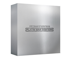 Bild zu Saturn Entertainment Weekend Deals, z.B. Kollegah, Farid Bang – Platin war gestern Box – (CD + Merchandising) für 29€