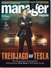 """Bild zu 6 Ausgaben der Zeitschrift """"Manager Magazin"""" für 54€ + 55€ BestChoice Gutschein als Prämie"""