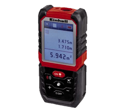 Bild zu Einhell Laser-Distanzmesser TE-LD 60 für 57€ (VG: 79,97€)