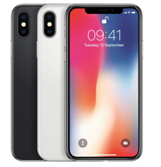 Bild zu [gebraucht] Apple iPhone X / 256GB / Space Grau oder Silber für 499,90€