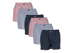 Bild zu DA!LY Underwear Herren Webboxershorts im 6er Pack für 29,99€