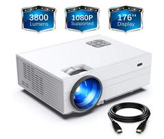 Bild zu FunLites Full HD Mini Beamer für 83,30€