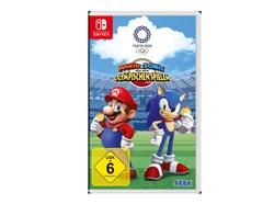 Bild zu Mario & Sonic bei den Olympischen Spielen: Tokyo 2020 (Switch) + Joy-Con 2er Set für 99€