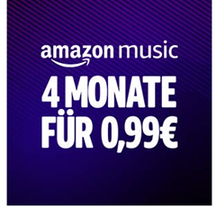 Bild zu 4 Monate Amazon Unlimited für 99 Cent